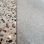 mozaik terrazzo